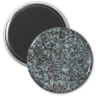 Línea de productos del regalo del contraste imán redondo 5 cm