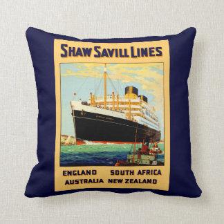 Línea de Shaw Savill Cojín