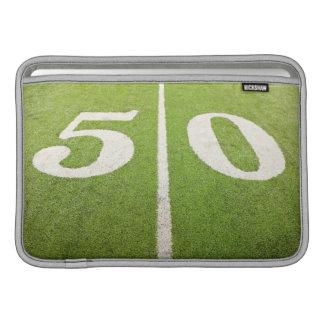 Línea de yardas 50 funda macbook air