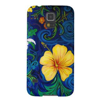 LineA Island Flora Case For Galaxy S5