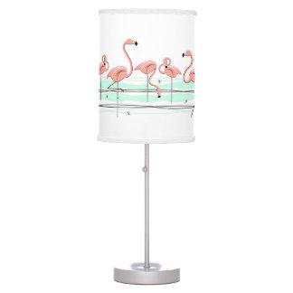 Línea lámpara de los flamencos