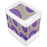 línea modelo el en semi-círculo refrigerador igloo