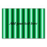 línea negra verde modelo