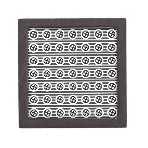 Línea papel del drenaje del diseño del extracto de cajas de regalo de calidad