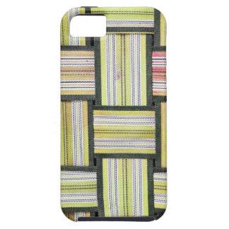 Línea pasión de la moda del arte, verde, rosa, poc iPhone 5 Case-Mate fundas
