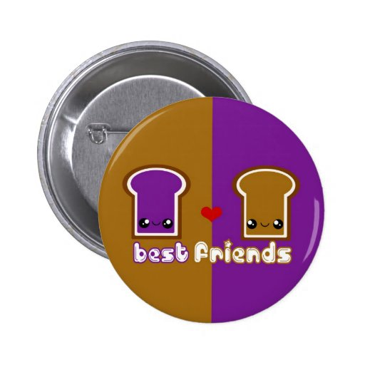 Línea PB&J de los mejores amigos de Japón del tabú Pins