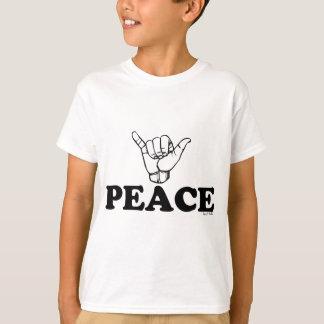 LineA Peace Shaka T-Shirt