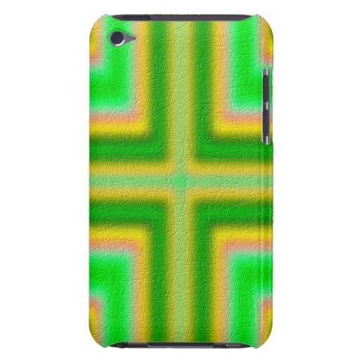 Línea pern cruzado iPod touch Case-Mate cobertura