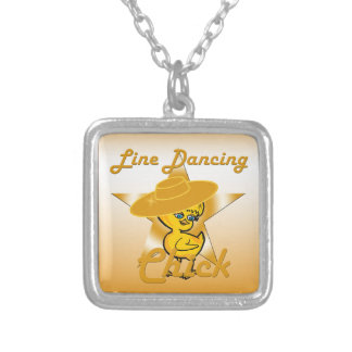 Línea polluelo #10 del baile colgante cuadrado