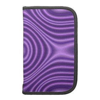 Línea púrpura modelo planificadores