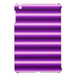 Línea púrpura y negra