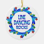 Línea rocas del baile