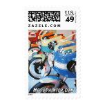 "Línea"" sellos de MotoPainter ""Ducati"