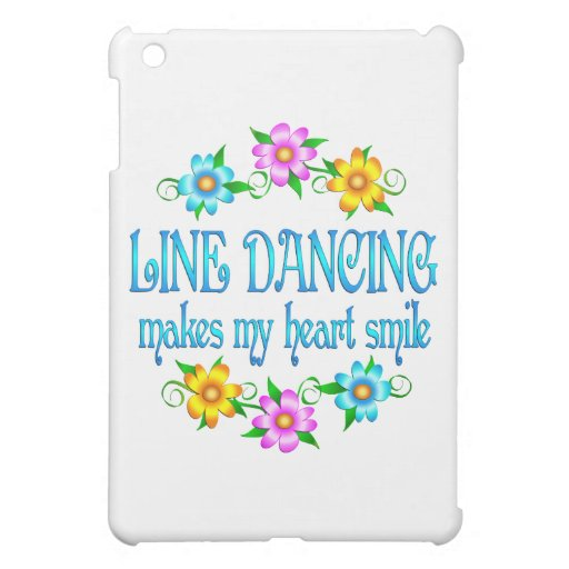 Línea sonrisas del baile