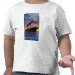 Línea titánica de la estrella de SceneWhite Camiseta