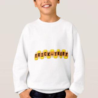 Línea truco de las pastillas de caramelo o camisas