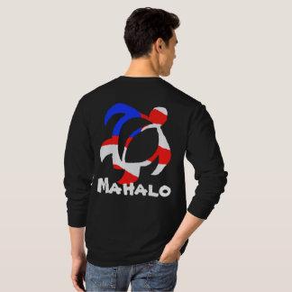 LineA U.S.A Mahalo Honu T-Shirt