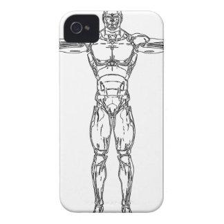 linear-1525080 iPhone 4 Case-Mate case