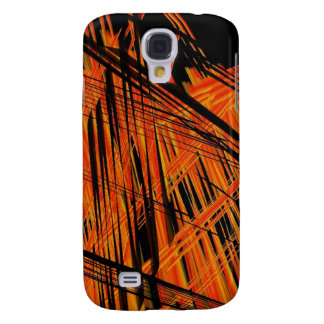 linear black red samsung galaxy s4 covers