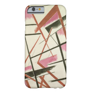 Linear Construction, c.1921 (gouache on paper) Barely There iPhone 6 Case