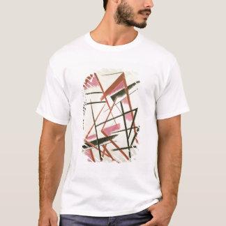 Linear Construction, c.1921 (gouache on paper) T-Shirt