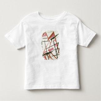Linear Construction, c.1921 (gouache on paper) Toddler T-shirt