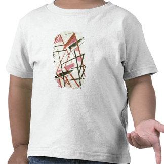 Linear Construction, c.1921 (gouache on paper) Shirt
