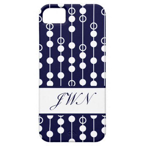 Linear Dot #1 @ SonoLeTre with monogram iPhone 5 Covers