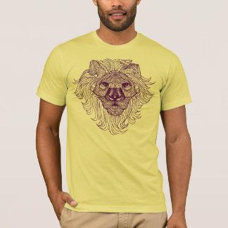 Linear Lion T-Shirt