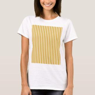 Linear yellow & Tan T-Shirt