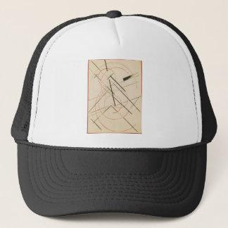 Lineare Composition by Lyubov Popova Trucker Hat