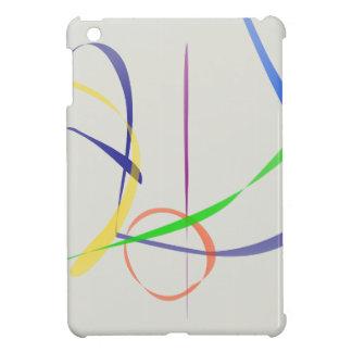 Líneas abstractas coloridas