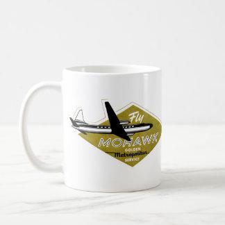 Líneas aéreas 1960 del Mohawk II Taza De Café