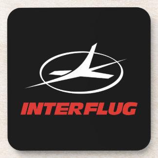 Líneas aéreas de Interflug Posavaso