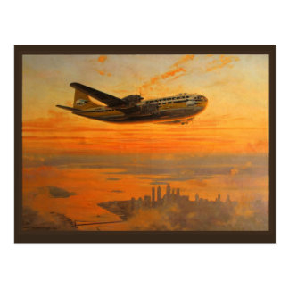 Líneas aéreas de Transocean Postal