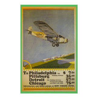 Líneas aéreas valientes posters