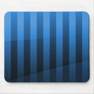 líneas azules del vector alfombrilla de ratón