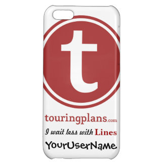 Líneas caso del iPhone 5 (blanco)