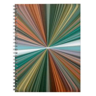 Líneas convergentes dinámicas modelo libretas