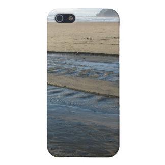 Líneas de agua iPhone 5 funda
