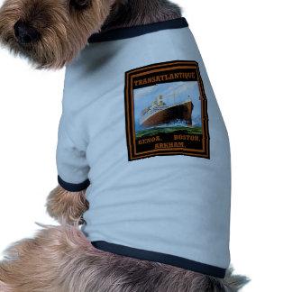 Líneas de cruceros de Lovecraft: Arkham Camisas De Mascota