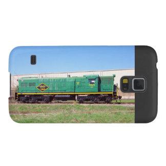Líneas de ferrocarril de SMS Baldwin AS616 #554 Funda Para Galaxy S5