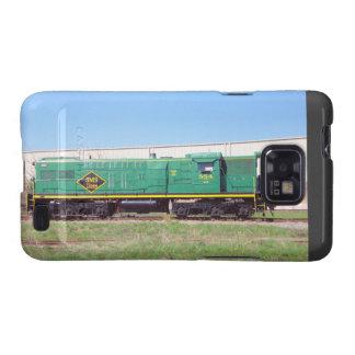 Líneas de ferrocarril de SMS Baldwin AS616 #554 Galaxy SII Carcasas
