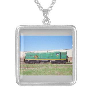 Líneas de ferrocarril de SMS collar de Baldwin AS6