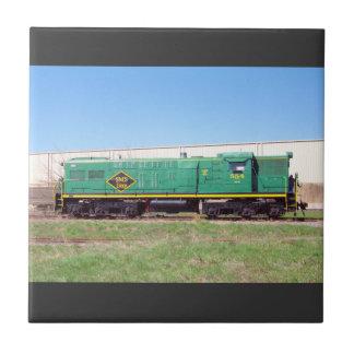 Líneas de ferrocarril de SMS teja de Baldwin AS616
