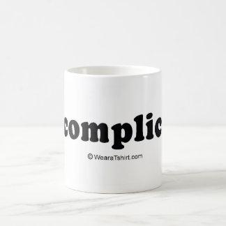 """Líneas de la recogida: """"Ha complicado"""" Tazas De Café"""