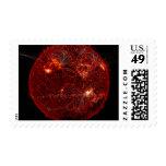 Líneas del campo magnético el Sun 3 Envio