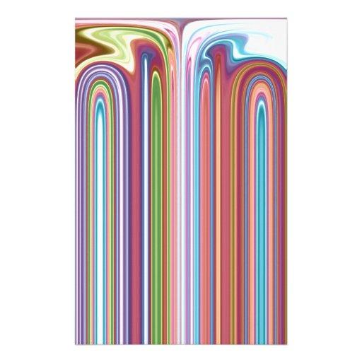 Líneas del goteo  papeleria