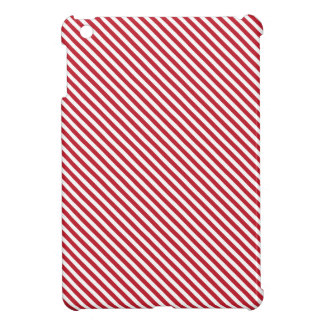 Líneas diagonales rojas