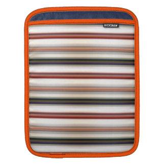 Lineas horizontales funda para iPads